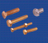 BRASS BOLTS HEX BOLTS