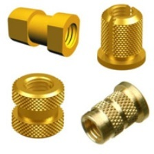 Metric Threaded Brass Bolts